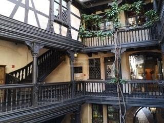 ヨーロッパの古い建物の写真・画像素材[4777698]