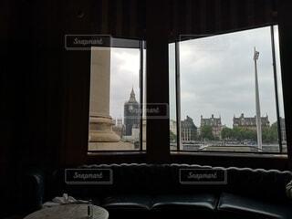 窓からの眺めの写真・画像素材[4787020]