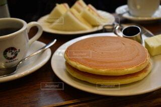 ホットケーキの写真・画像素材[4812960]