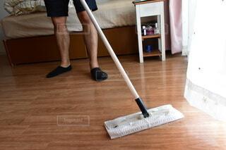 床掃除の写真・画像素材[4822381]