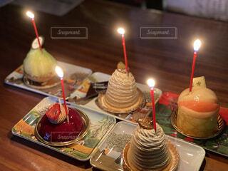 誕生日ケーキの写真・画像素材[4824148]