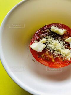 トマトとチーズの写真・画像素材[4790426]