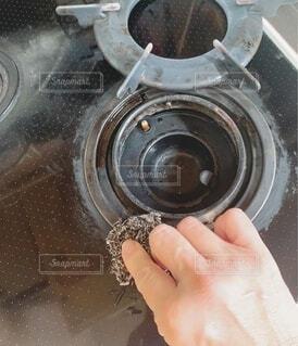 ガスコンロの写真・画像素材[4771421]