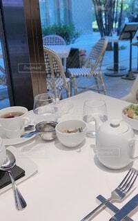 レストランランチの写真・画像素材[4774222]