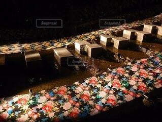 京都 七夕~友禅流し~の写真・画像素材[4738226]