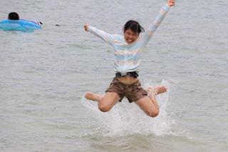 海水浴の写真・画像素材[653013]