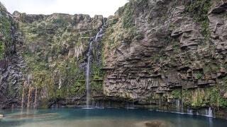 雄川の滝の写真・画像素材[4735321]