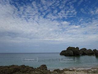 沖縄の空の写真・画像素材[4854820]