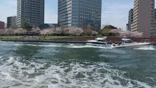 空,建物,屋外,湖,かわいい,ボート,水面,オシャレ,可愛い,お洒落,おしゃれ,水上バイク