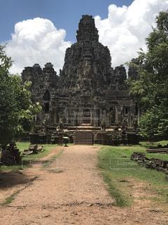 世界の絶景,世界遺産,カンボジア,アンコールワット遺跡