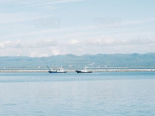 夏の海の写真・画像素材[4757743]