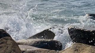 海辺の涼の写真・画像素材[4760747]