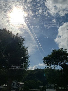 青雲の写真・画像素材[4760651]