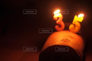 スイーツ,ケーキ,火,誕生日,数字,ロールケーキ,蝋燭,ロウソク,35