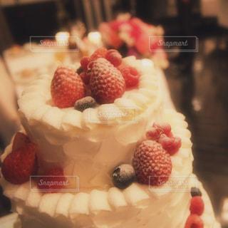 スイーツ,ケーキ,結婚式,苺,甘い,豪華,イチゴ
