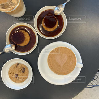 カフェの写真・画像素材[4940280]