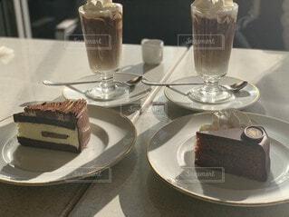 チョコレートケーキの写真・画像素材[4940275]