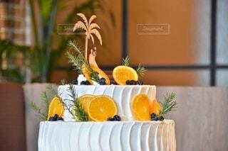 ウエディングケーキの写真・画像素材[4940279]