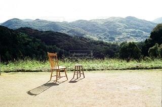 自然,空,屋外,ベンチ,山,椅子,樹木,家具,地面,film,フィルム,遊び場,草木,バック グラウンド