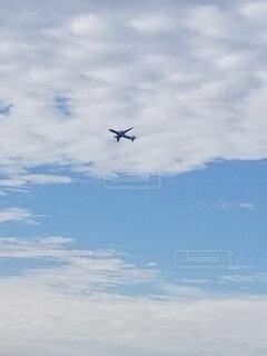 自然,空,屋外,雲,飛行機,航空機,車両