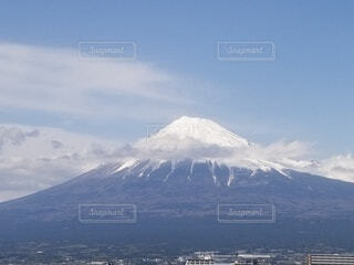 自然,風景,空,雪,屋外,雲,山,成層火山,楯状火山