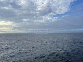 海の上の写真・画像素材[4767947]