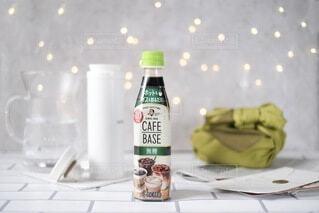 BOSSカフェベース/無糖の写真・画像素材[4927689]