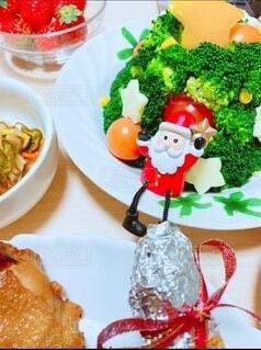 サンタのクリスマスパーティーの写真・画像素材[4788091]