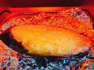 焼きたてほくほく焼き芋✨の写真・画像素材[4831657]