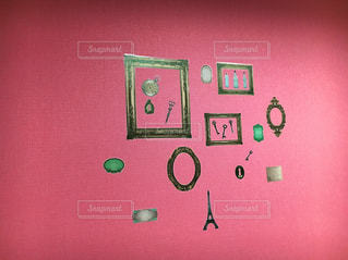 ピンクの写真・画像素材[466449]