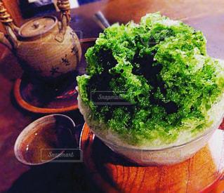 夏,京都,美味しい,かき氷,老舗,かさぎ屋,氷宇治金時