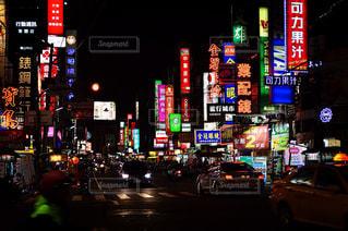 楽しい夜の時間の写真・画像素材[931987]