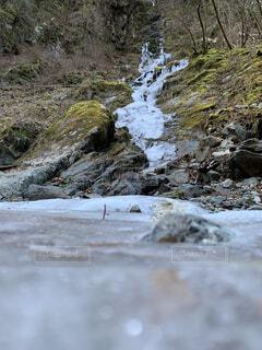 心も凍る冷たさの写真・画像素材[4769993]