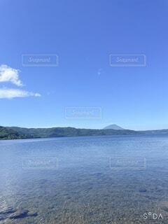 湖の写真・画像素材[4770452]