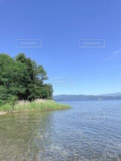 小島の写真・画像素材[4770451]