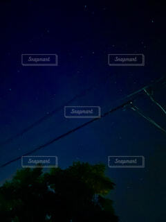 星空の写真・画像素材[4773568]