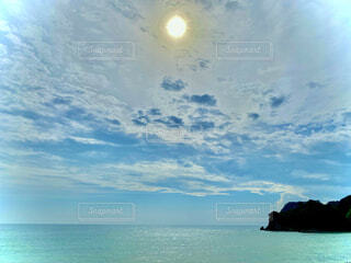 風景,海,夏,太陽,水,景色,夏休み