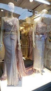 タイ バンコックのドレス屋さんの写真・画像素材[4773463]