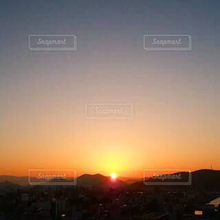 日の出  高知県の写真・画像素材[4805153]