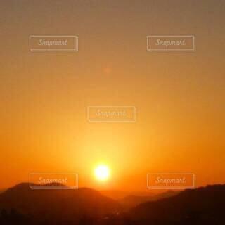 美しい朝の写真・画像素材[4808514]