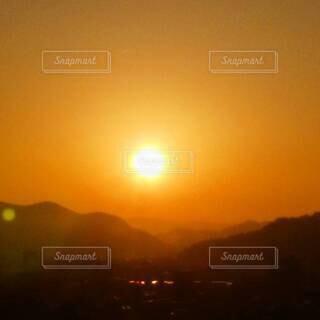 美しい朝の写真・画像素材[4814482]