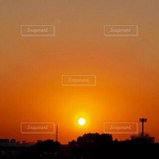 美しい夕暮れの写真・画像素材[4819665]