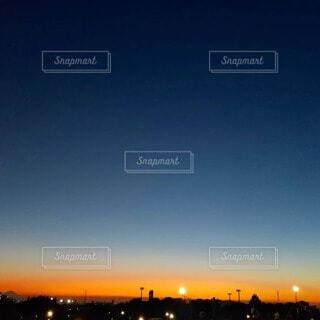 美しい夕刻の写真・画像素材[4830993]
