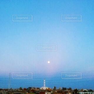 自然,風景,空,屋外,雲,月,満月