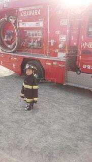 屋内,仕事,夢,消防車,将来