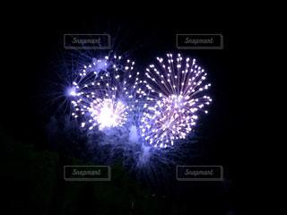 風景,夏,夜,花火,花火大会,ハート,祭り,夏祭り
