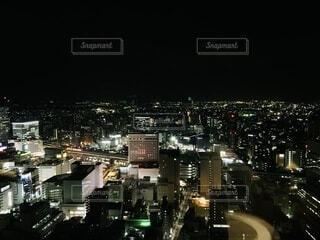 空,建物,夜,夜景,屋外,東京,都市,タワー,都会,高層ビル,明るい,ダウンタウン