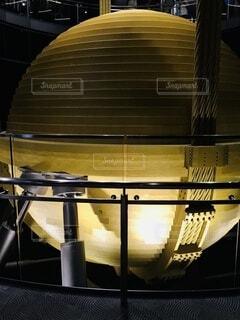 屋内,階段,オブジェ,台湾,明るい,球体