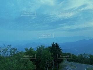 自然,空,雲,静寂,静か,山,空気