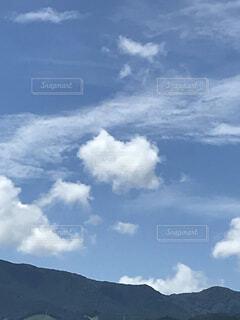 自然,空,屋外,雲,山